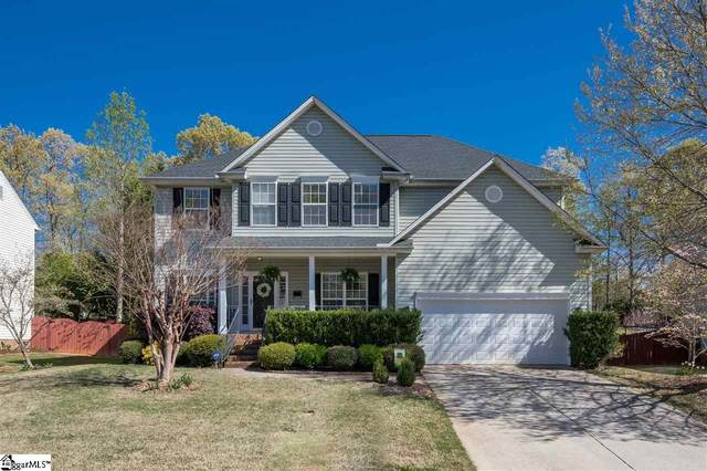 11 Redglobe Court, Simpsonville, SC 29681 (#1415405) :: RE/MAX RESULTS