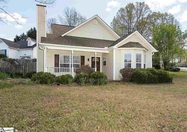 2 Pecan Grove Court, Travelers Rest, SC 29690 (#1415437) :: Connie Rice and Partners