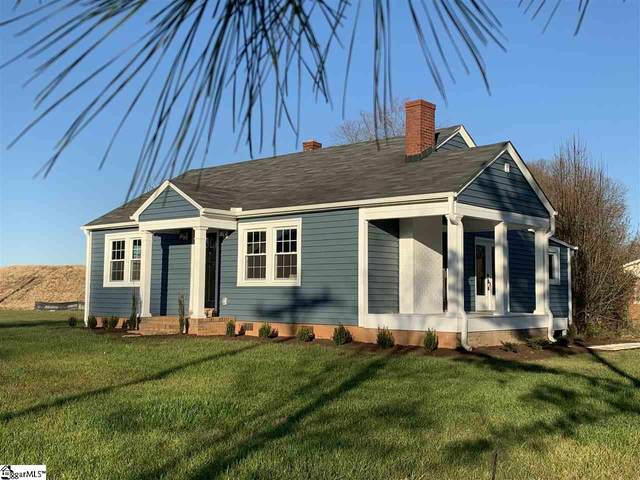 1101 Old Georgia Road, Roebuck, SC 29376 (#1415455) :: Connie Rice and Partners