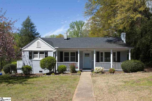 7 Ashford Avenue, Greenville, SC 29609 (#1415461) :: Connie Rice and Partners
