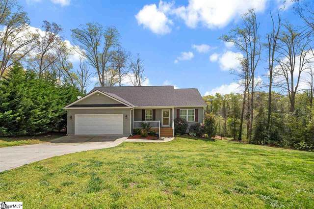 2604 Linmar Circle, Anderson, SC 29621 (#1415476) :: Connie Rice and Partners