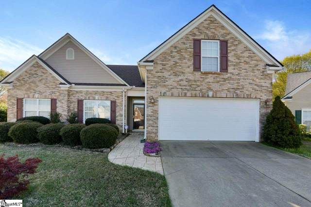 5 Coral Bell Court, Simpsonville, SC 29680 (#1415484) :: Hamilton & Co. of Keller Williams Greenville Upstate