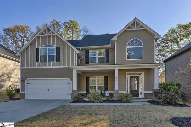 609 Powdermill Drive, Simpsonville, SC 29681 (#1415486) :: Connie Rice and Partners