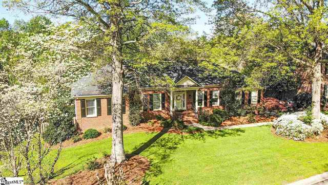 10 Glenbriar Court, Simpsonville, SC 29681 (#1415487) :: Connie Rice and Partners