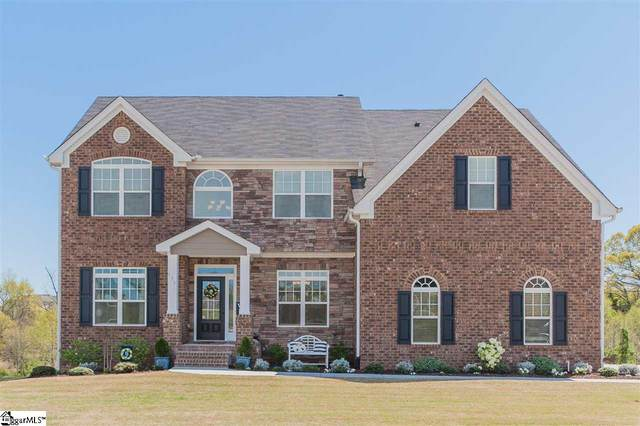 136 Harbrooke Circle, Greer, SC 29651 (#1415493) :: Connie Rice and Partners