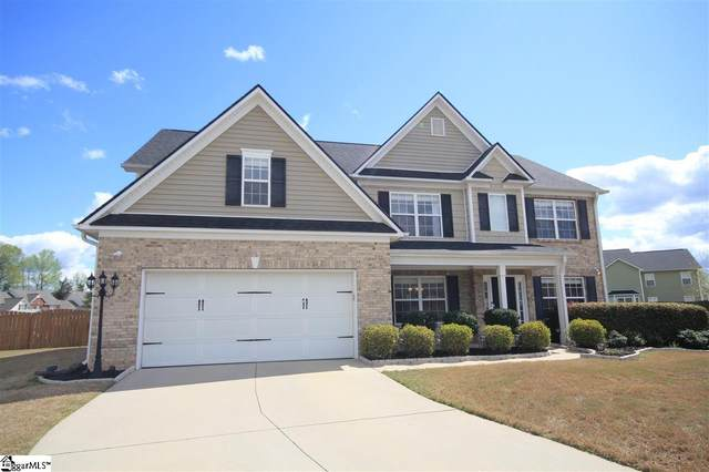 10 Candyce Court, Simpsonville, SC 29680 (#1415502) :: Connie Rice and Partners