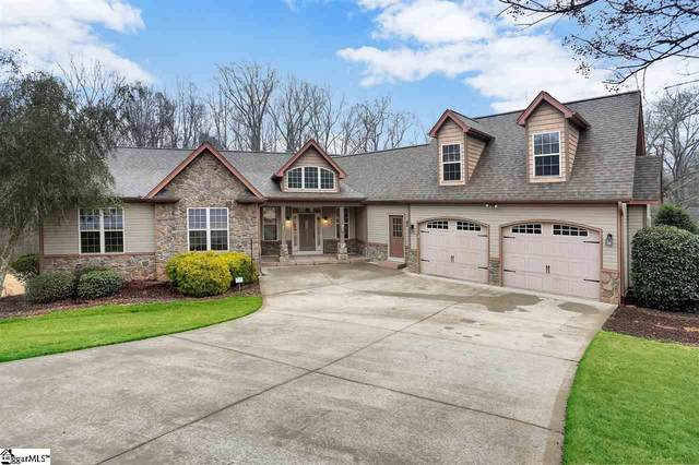 520 Magnolia Creek Court, Greer, SC 29651 (#1415503) :: Hamilton & Co. of Keller Williams Greenville Upstate