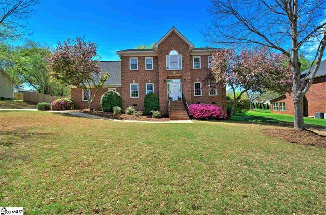 17 Weybridge Court, Greenville, SC 29615 (#1415504) :: Connie Rice and Partners