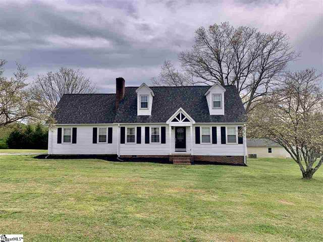 212 Earle Drive, Pickens, SC 29671 (#1415506) :: Connie Rice and Partners