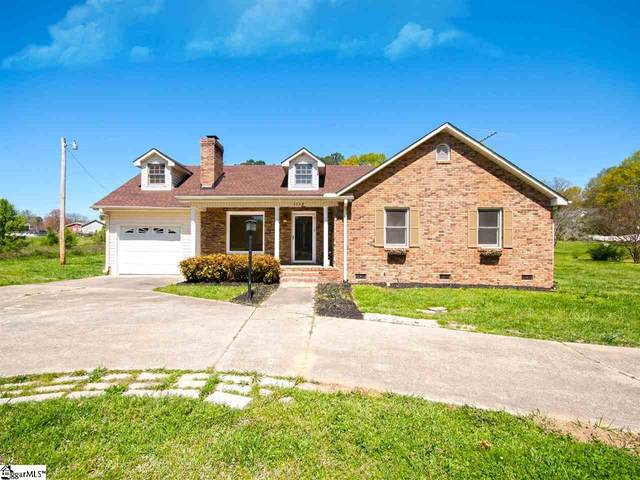 1115 Chastain Road, Liberty, SC 29657 (#1415548) :: The Haro Group of Keller Williams
