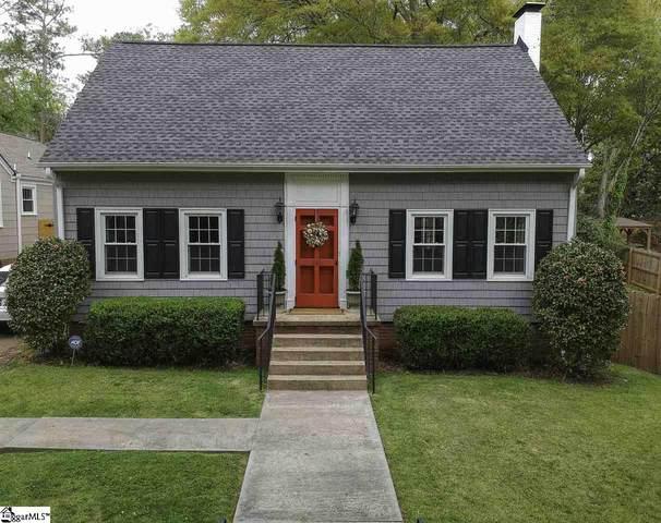 740 Springdale Drive, Spartanburg, SC 29302 (MLS #1415597) :: Prime Realty