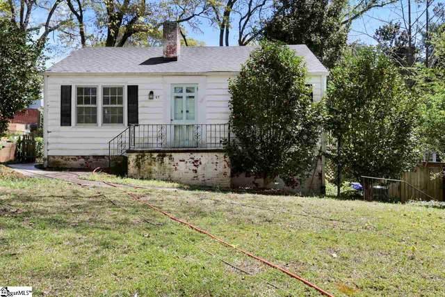 27 Oakview Drive, Greenville, SC 29605 (MLS #1415618) :: Prime Realty