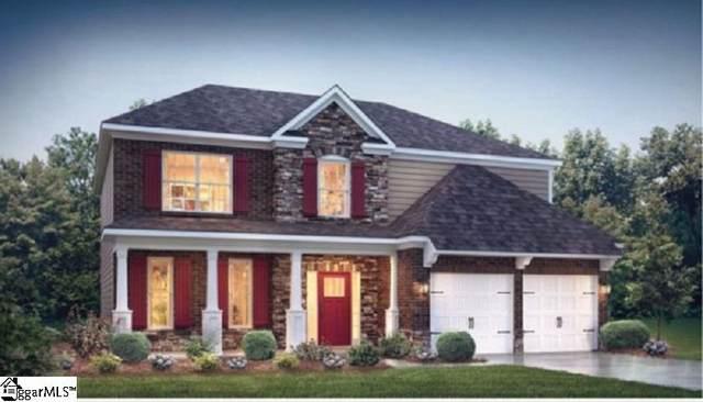 425 Wildflower Road Lot 54, Easley, SC 29642 (#1415622) :: Hamilton & Co. of Keller Williams Greenville Upstate