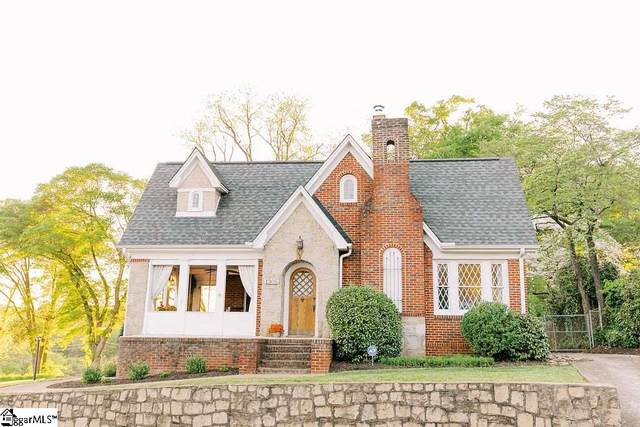 1305 E North Street, Greenville, SC 29607 (#1415645) :: The Toates Team
