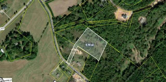 440 Pine Hills Road, Woodruff, SC 29388 (MLS #1415651) :: Resource Realty Group