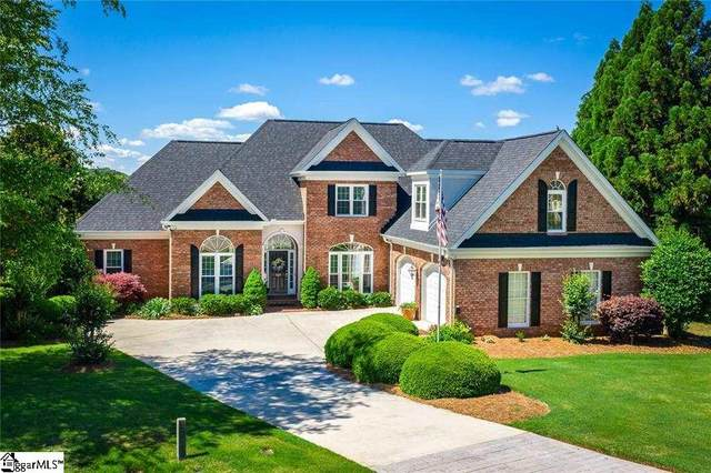 121 Parkside Drive, Anderson, SC 29621 (MLS #1415653) :: Resource Realty Group
