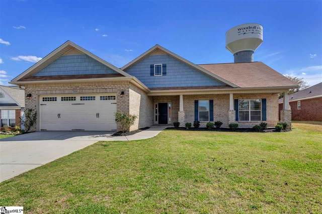 308 E Rustling Leaves Lane, Roebuck, SC 29376 (MLS #1415657) :: Resource Realty Group