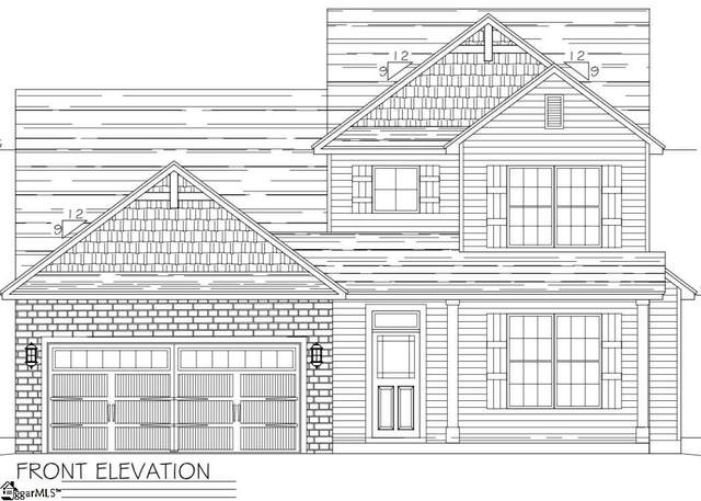 00 Belvue Road, Travelers Rest, SC 29690 (#1415658) :: Modern