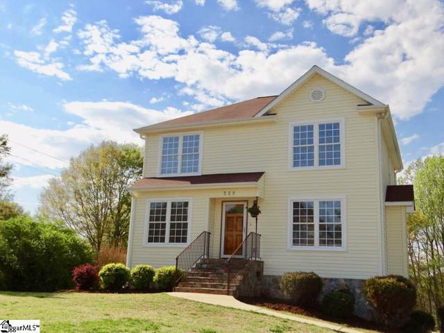 329 Garnet Valley Drive, Inman, SC 29349 (#1415660) :: Hamilton & Co. of Keller Williams Greenville Upstate
