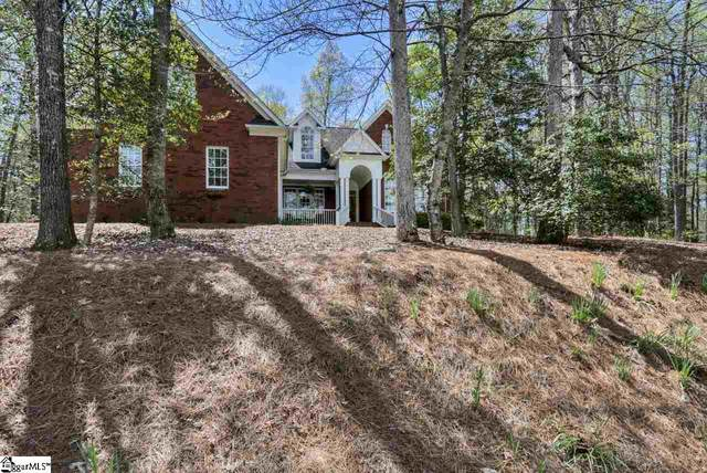 15 Millers Pond Way, Travelers Rest, SC 29690 (#1415666) :: Hamilton & Co. of Keller Williams Greenville Upstate