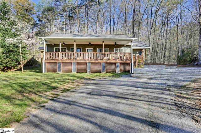 268 Back Park Road, Pickens, SC 29671 (#1415668) :: J. Michael Manley Team