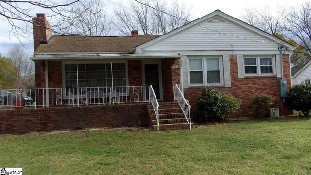 206 Grant Street, Easley, SC 29640 (#1415675) :: Hamilton & Co. of Keller Williams Greenville Upstate