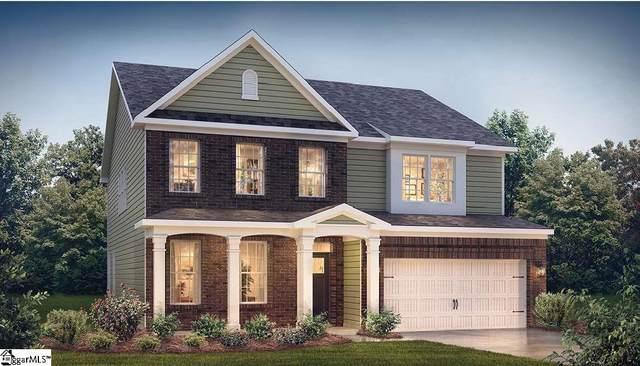 402 Raleighwood Lane, Simpsonville, SC 29681 (#1415678) :: Modern
