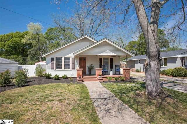 117 Ridgeway Street, Greenville, SC 29607 (#1415683) :: Modern