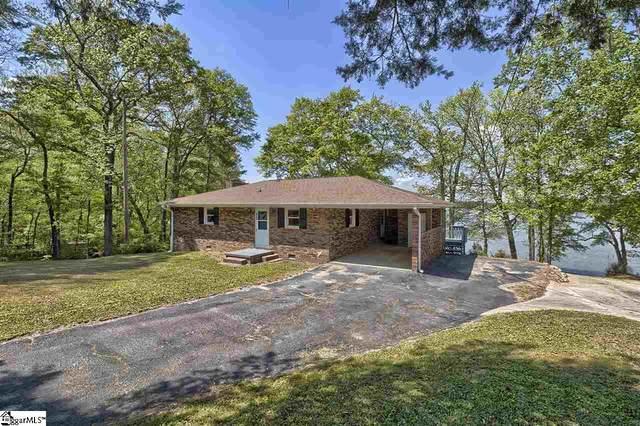 116 Bluff Road, Greenwood, SC 29649 (#1415685) :: Modern