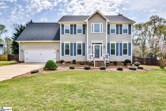 115 Winterthur Drive, Greer, SC 29650 (#1415694) :: The Toates Team
