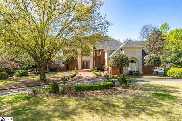 105 Tuscany Way, Greer, SC 29650 (#1415697) :: The Toates Team
