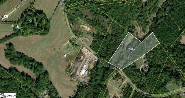 Pine Hills Road, Woodruff, SC 29388 (#1415699) :: J. Michael Manley Team