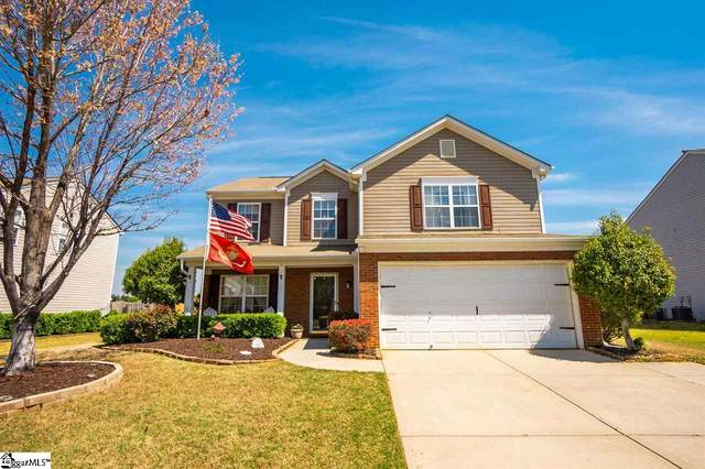 206 Dylan Oaks Drive, Simpsonville, SC 29681 (#1415746) :: The Toates Team