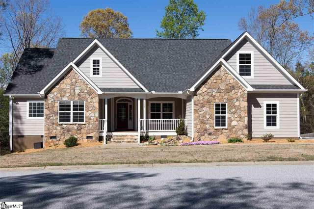 122 Timberstone Trail, Six Mile, SC 29682 (#1415764) :: The Robby Brady Team