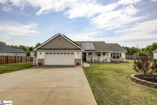 855 Grand Canyon Road, Inman, SC 29349 (#1415786) :: The Toates Team