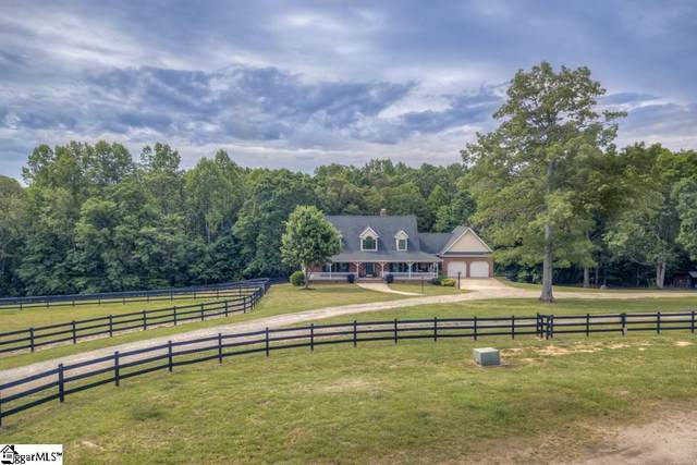 140 Kelsey's Mill Road, Campobello, SC 29322 (#1415790) :: J. Michael Manley Team