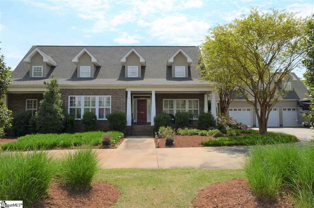 112 Circle Road, Greer, SC 29651 (#1415794) :: J. Michael Manley Team
