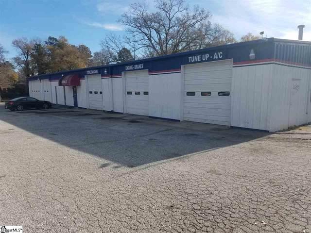 659 W. Main Street, Spartanburg, SC 29301 (MLS #1415797) :: Resource Realty Group