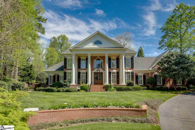 111 Lady Banks Lane, Greer, SC 29650 (#1415801) :: Hamilton & Co. of Keller Williams Greenville Upstate