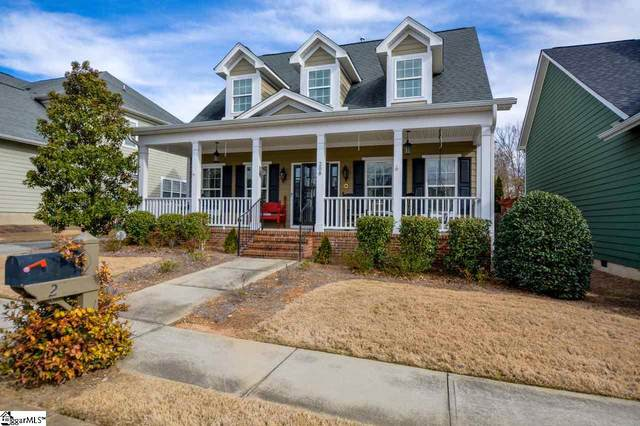 208 Moss Wood Circle, Simpsonville, SC 29681 (#1415808) :: The Toates Team