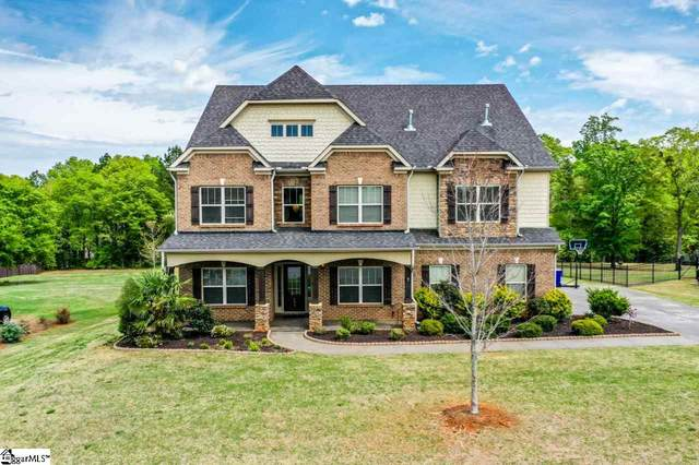 201 Ellington Creek Lane, Greer, SC 29651 (MLS #1415812) :: Resource Realty Group