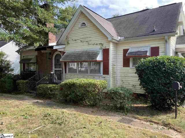 25 Pleasant Ridge Avenue, Greenville, SC 29605 (#1415860) :: RE/MAX RESULTS