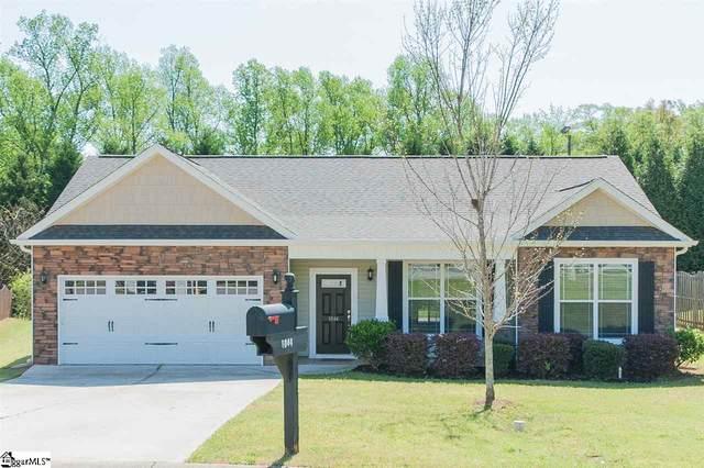 1044 Blythwood Drive, Piedmont, SC 29673 (MLS #1415863) :: Resource Realty Group