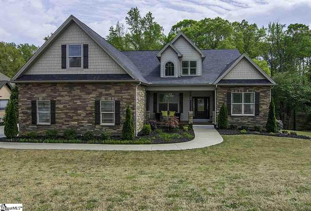 38 Fox Hunt Lane, Greer, SC 29651 (#1415875) :: J. Michael Manley Team