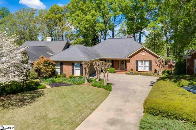 108 Hidden Hills Drive, Greenville, SC 29605 (#1415894) :: J. Michael Manley Team