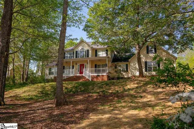 201 Timberwood Lane, Easley, SC 29640 (#1415907) :: Hamilton & Co. of Keller Williams Greenville Upstate