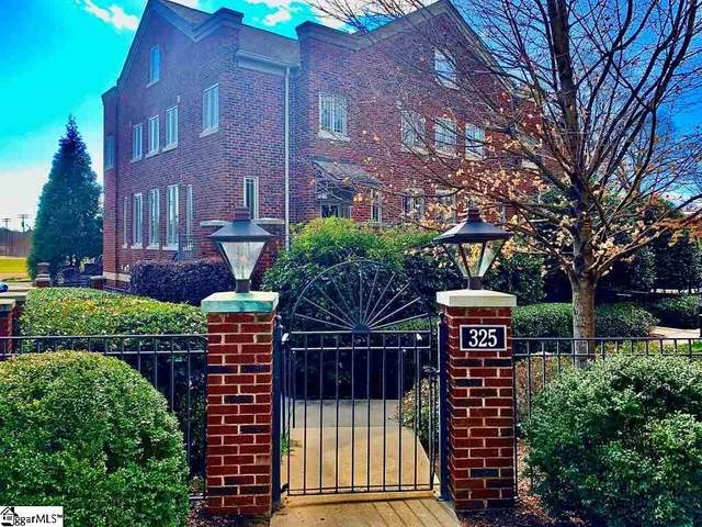 325 Hampton Avenue Unit #106, Greenville, SC 29601 (#1415969) :: The Haro Group of Keller Williams