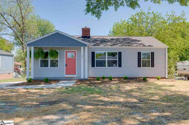 201 Chipley Lane, Greenville, SC 29605 (#1415983) :: Parker Group