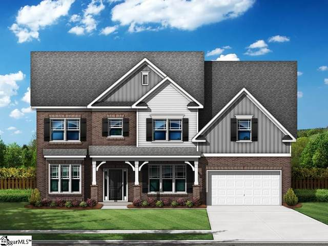 107 Juniper Hill Drive #7, Easley, SC 29642 (#1415994) :: Coldwell Banker Caine