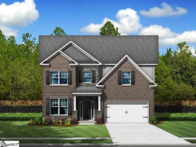 109 Juniper Hill Drive #8, Easley, SC 29642 (#1415995) :: Coldwell Banker Caine